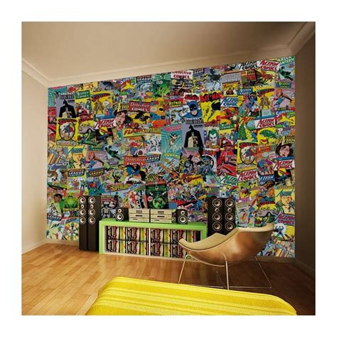 comic wall mural dc comics wallpaper batman and robin