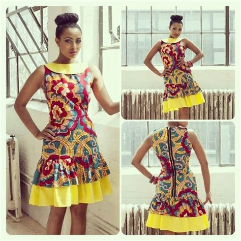 ankara short gown in naija ankara short gown styles 2015 simple and lovely styles