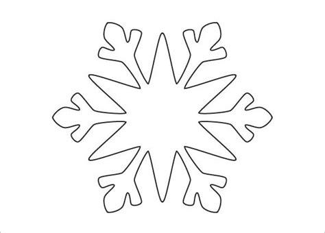 blank snowflake template blank snowflake template best 25 snowflake template ideas on snowflake pattern free