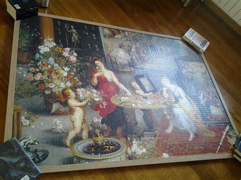 pegar imagenes latex puzzleando ver tema puzzle clementoni 6000 y dudas con