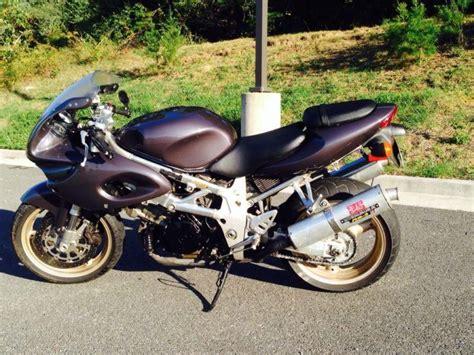 Suzuki Tl1000s Streetfighter 1997 Suzuki Tl1000s Tl S Tls New Paint 10k For Sale On