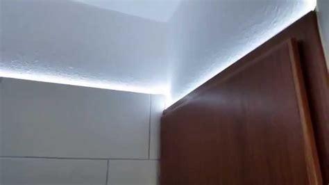 badezimmer led led streifen im badezimmer