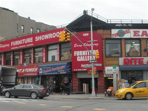 Harlem Furniture Stores by Miscellaneous Businesses West Harlem