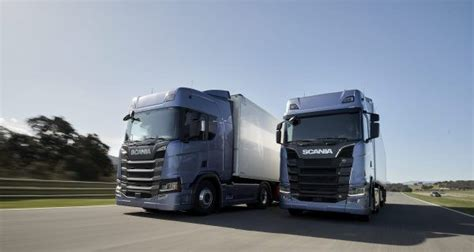 scania new model scania introduces new model 10 years in the