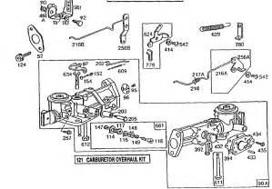 briggs and stratton linkage diagram briggs free engine