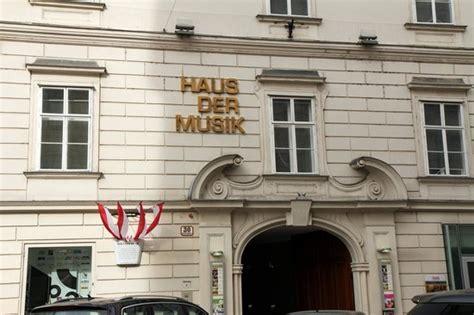 house of music vienna k 252 nstlerecke picture of haus der musik vienna tripadvisor
