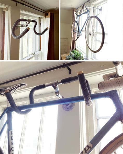 Bike Rack For Wall Hanging by Show Me Your Bike Storage Mtbr