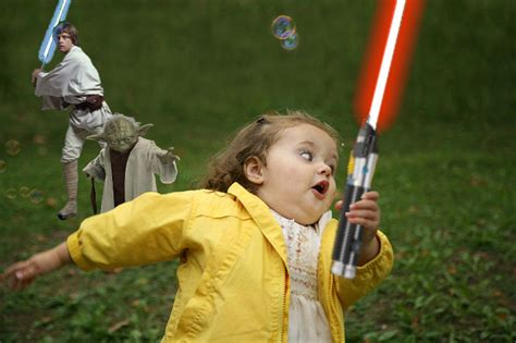 Chubby Girl Running Meme - darth bubble chubby bubbles girl know your meme