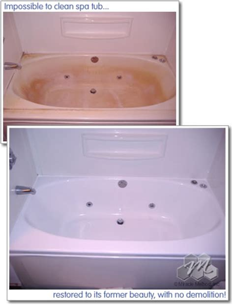 acrylic bathtub refinishing miracle method