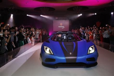 koenigsegg singapore the three types of people who buy supercars in singapore