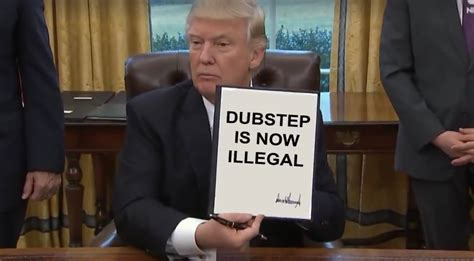 anime is now illegal this quot edm donald trump quot parody twitter account is funny af