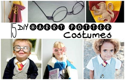 awesome diy harry potter costume ideas