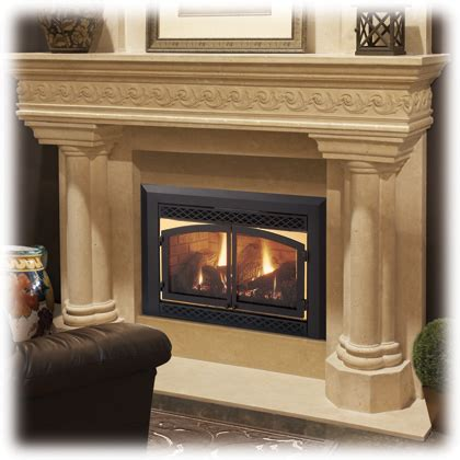 Fireplace Inserts Ma by Gas Fireplace Inserts In Canton Ma Fireplaces