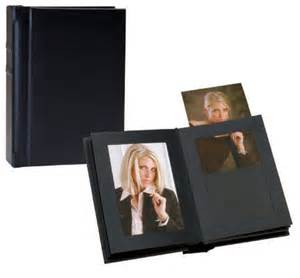 tap albums marshall 4x6 slip in black simulated leather proof books for 20 or 30 prints