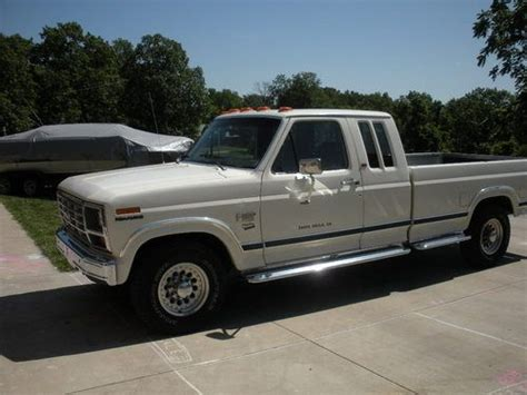 f250 long bed purchase used 1986 ford f250 6 9l diesel long bed pickup