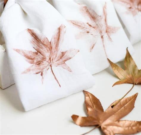 bricolage d 233 coration d automne 224 partir de feuilles d automne