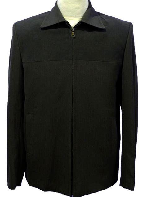 desain jaket semi formal jaket formal fj002 konveksi seragam kantor seragam kerja