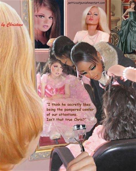 petticoat punishment beauty salon christeen foto 31 christeen punishment art pinterest