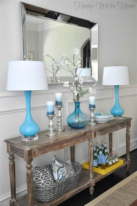 Entry Room Table by 25 Best Ideas About Foyer Table Decor On