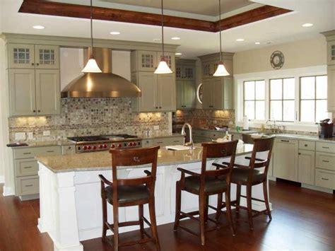 extra long kitchen island 50 gorgeous kitchen island design ideas homeluf com
