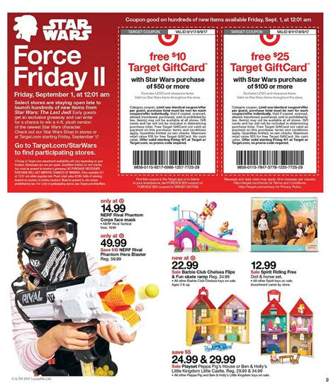 Target Gift Card Customer Service - get gift cards at target with your force friday ii purchases jedibusiness com