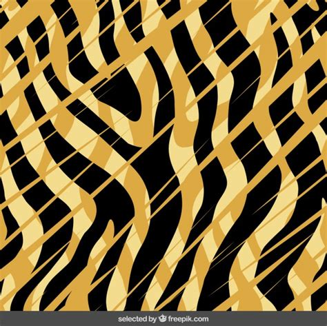 pattern tiger ai abstract tiger print background vector free download