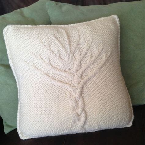 knitted cushion covers patterns uk 17 best images about knitting home on cable