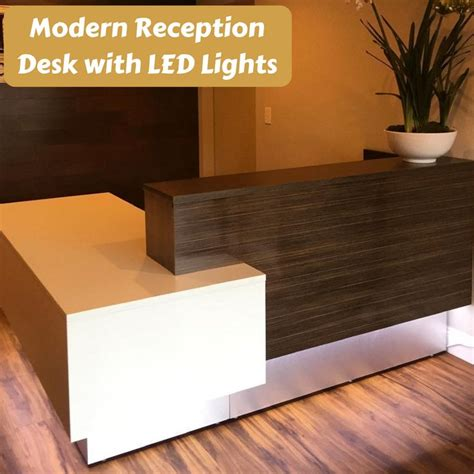 modern white reception desk best 25 modern reception desk ideas on