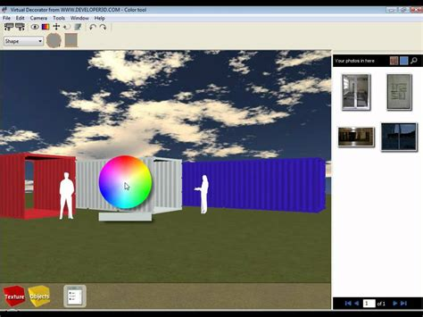 shipping container house design software tutorial 2