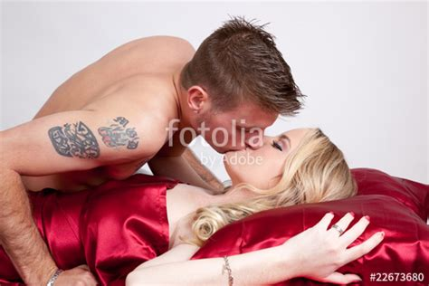 kissing in bedroom quot passionate bedroom kiss quot stock photo and royalty free