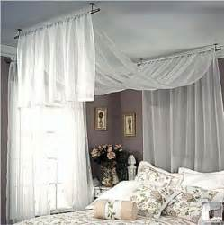 how to hang curtains from the ceiling hang curtain rod from ceiling neiltortorella com