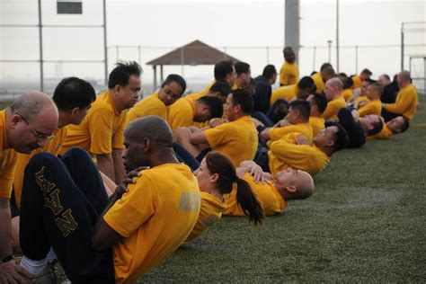Navy Physical Fitness Program Militarycom | navy publishes new guidance for fitness spot checks