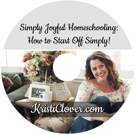 the joyful journey of a homeschool a peek into what i for sure books simply joyful homeschool how to start simply kristi