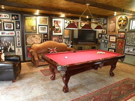 pool room accessories cool billiard room design ideas interior design