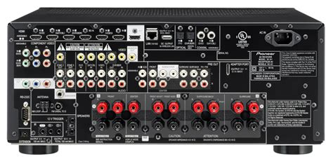 sc   channel network ready av receiver pioneer