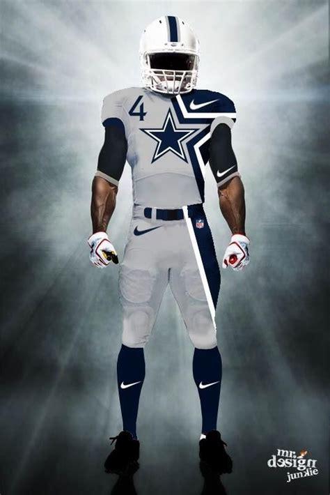 dallas cowboys concept uniform dallas cowboys pinterest jabari parker cowboys  dallas