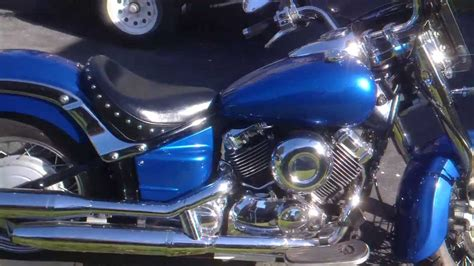 custom blue pearl motorcycle paint