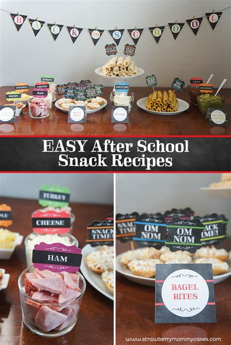 easy after school snack recipes and ideas genius kitchen easy after school snack recipes printable crush