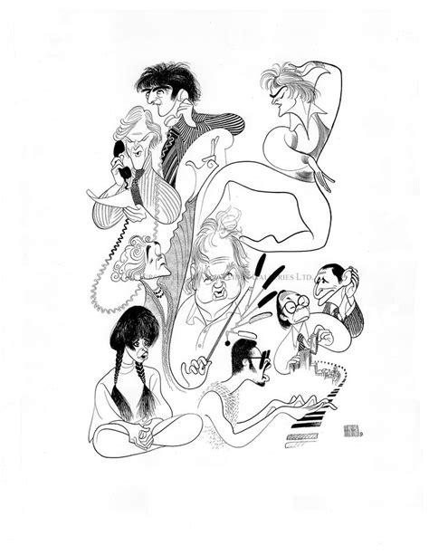 638 best images about Al Hirschfeld on Pinterest
