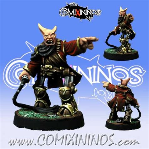 Kaos Play No More New Model evil dwarves evil coach willy miniatures