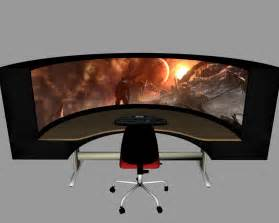 Pc Desk For Gaming by Cool Gaming Desks Ideas For Gamers 12941