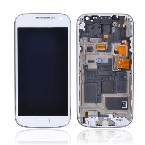 Samsung Galaxy S4 Mini Casing Fullset white samsung galaxy s4 iv mini gt i9195 lcd digitizer