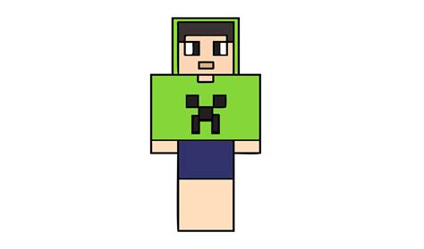 Search Spok Como Desenhar O Spok De Minecraft Skin How To Draw Spok From Minecraft Skin
