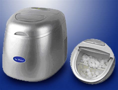 Qlive Foot Detox by New Deluxe Countertop Portable Cube Maker Machine Ebay