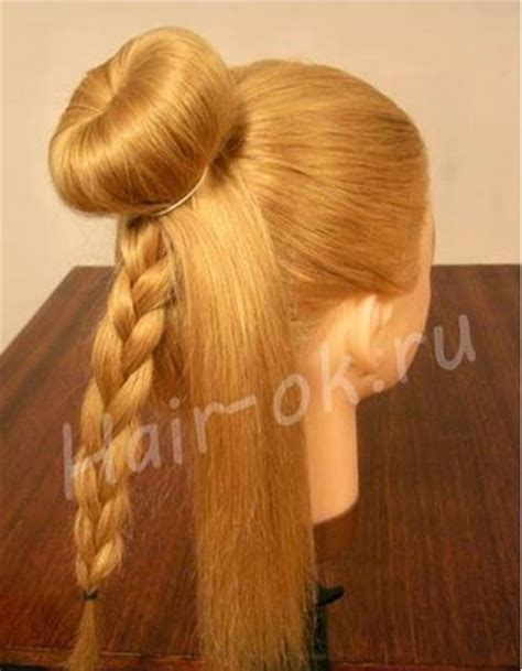 diy races hairstyles cool creativity diy braided bow hairstyle