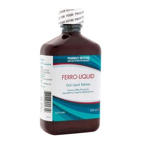Fefol Iron Folate Supplement 30 Capsules Berkualitas calcium vitamin d iron pregnancy vitamins
