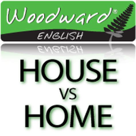 what is the difference between office 2011 home and house vs home difference woodward english