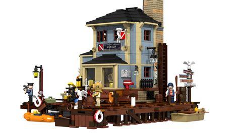 the dive shop lego ideas the dive shop