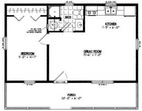 Cape Cod Floor Plans With Loft 24 X 36 Gambrel Barn Style House Cabin Plan House Design