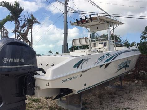 fountain boats dealers in florida fountain 31 boats for sale in key largo florida